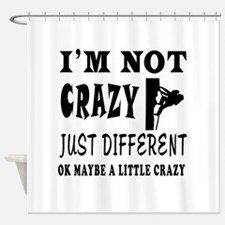 I'm not Crazy just different Rock Climbing Shower