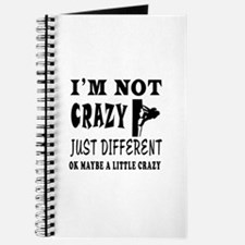 I'm not Crazy just different Rock Climbing Journal