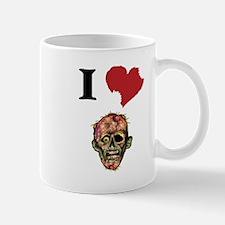 I LOVE ZOMBIES GRAPHIC TEE Mug