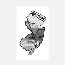 RESTORE THE SHORE Decal