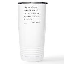 Cute Lindy Thermos Mug