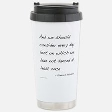 Cute Latin dance Travel Mug