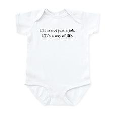 I.T. Not Just... Infant Bodysuit