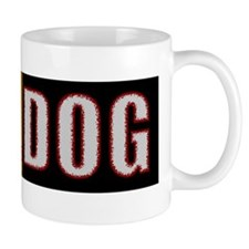 Bulldog Mug - Urban Bulldog II Design