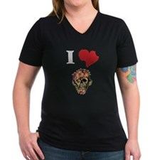 I LOVE ZOMBIES GRAPHIC TSHIRT T-Shirt