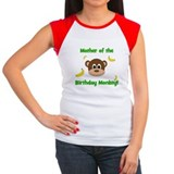 Monkey 1st birthday Tops