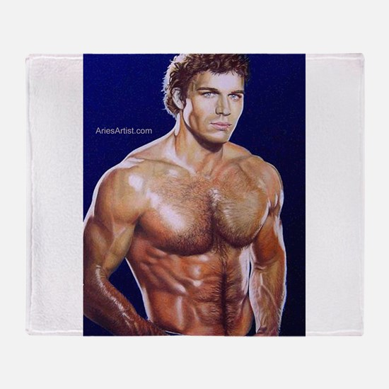 Jon Erik Throw Blanket