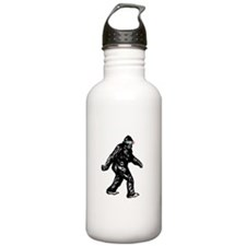 SASQUATCH 3D GLASSES BIGFOOT T SHIRT Water Bottle