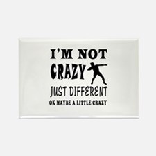 I'm not Crazy just different Shot put Rectangle Ma