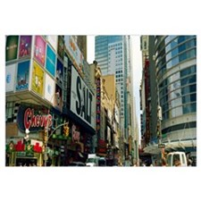 Times Square, Manhattan, New York City, New York S