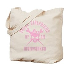 IRONWORKER GF LOGO pink.png Tote Bag