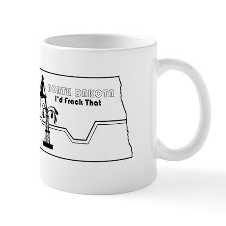 Frack Girl Mug