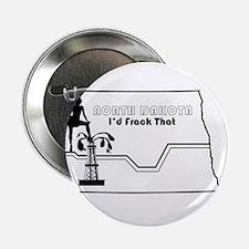 """Frack Girl 2.25"""" Button"""