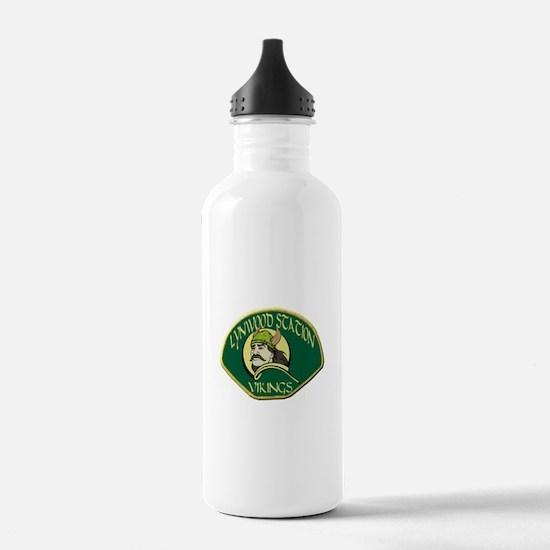 Lynwood Station Vikings Water Bottle