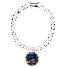 Soviet Navy Sub badge Bracelet