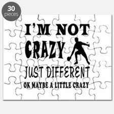 I'm not Crazy just different Table Tennis Puzzle