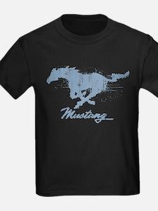horse2-tee-blk T-Shirt