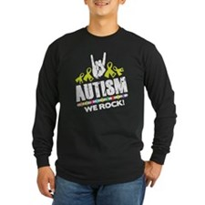We rock Long Sleeve T-Shirt