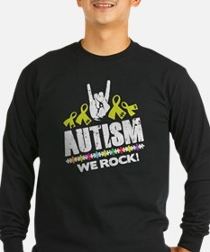 We rock Long Sleeve T-Shirt