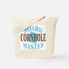 Cornhole Board Master Tote Bag