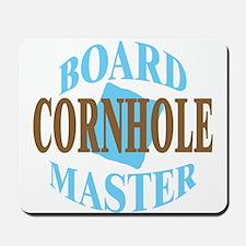 Cornhole Board Master Mousepad