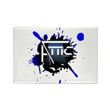 Attic Ministries Rectangle Magnet