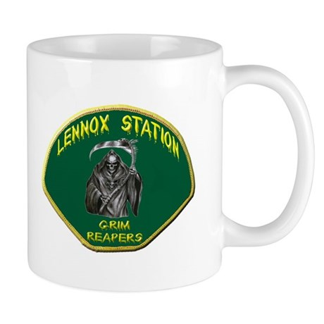 Lennox Station Mug