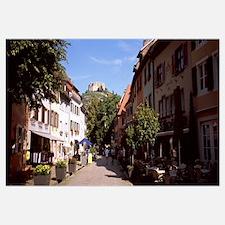 Town Center, Staufen Im Breisgau, Black Forest, Ba