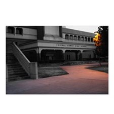 Central Hower High School Postcards (Package of 8)