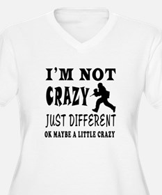 I'm not Crazy just different Paintball T-Shirt