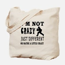 I'm not Crazy just different Paintball Tote Bag