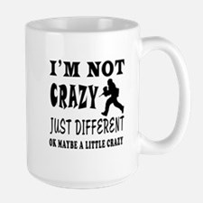 I'm not Crazy just different Paintball Mug