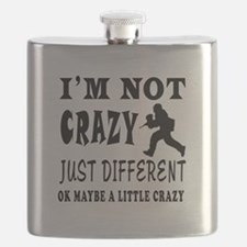 I'm not Crazy just different Paintball Flask