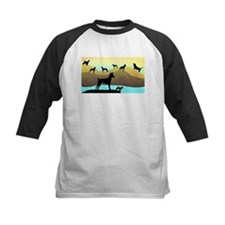 Many Dogs by the Sea Tee