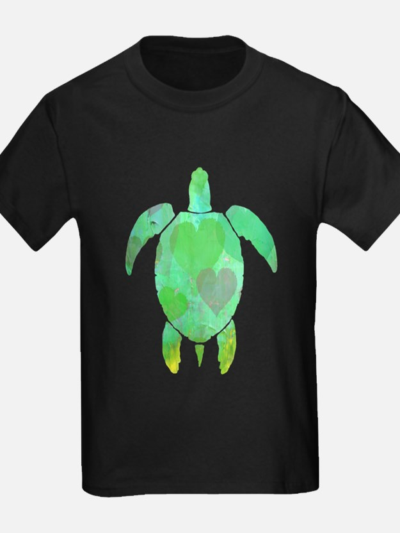 Rainbow turtle kid 39 s clothing rainbow turtle kid 39 s for Turtle t shirts online