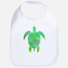 GREEN SEA TURTLE Bib