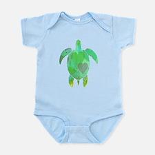 GREEN SEA TURTLE Body Suit