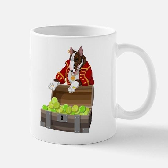 English Bull Terrier Pirate Mug