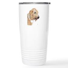 Cream Labradoodle 4 Travel Mug