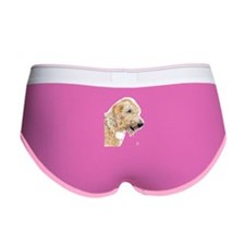 Cream Labradoodle 4 Women's Boy Brief