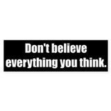 Dont believe everything you think 10 Pack