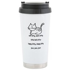 Cute Geek Travel Mug