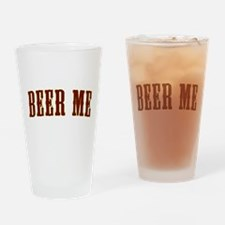beer-me.png Drinking Glass