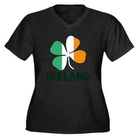 Ireland Plus Size T-Shirt