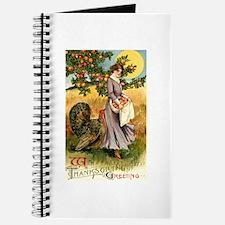 Victorian Thanksgiving Journal