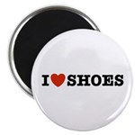 I love Shoes Magnet
