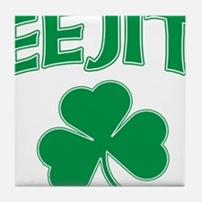 Cute Official st. patricks drinking Tile Coaster