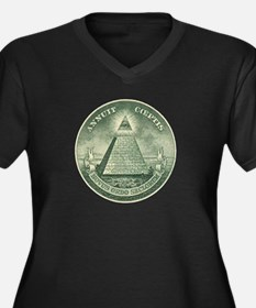 Illuminati Plus Size T-Shirt