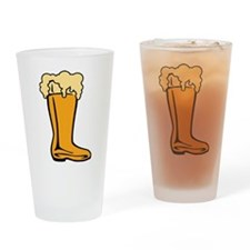 Beer Boot Drinking Glass