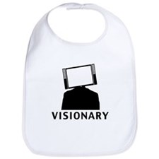 VISIONARY-BLK Bib